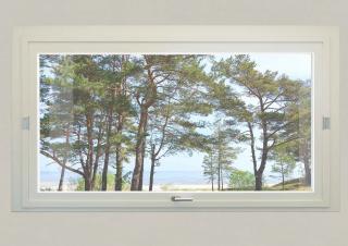 Finestra in legno Pavanello Eternity Maxi