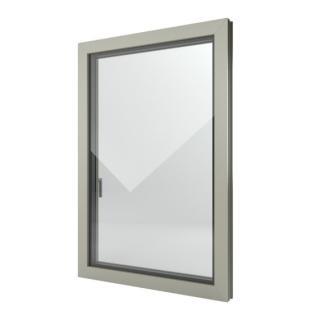 Finestra in PVC Finstral FIN Window Nova line Plus