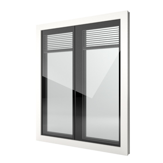 Finstral FIN Window Nova Line Twin 77 PVC PVC