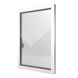 Finestra in PVC Finstral FIN Window Nova line