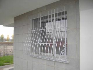 Grata di sicurezza fissa Gallo Guard