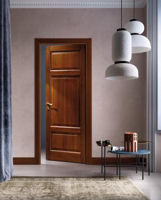 Porta in legno Garofoli Classica 3B97 arte povera