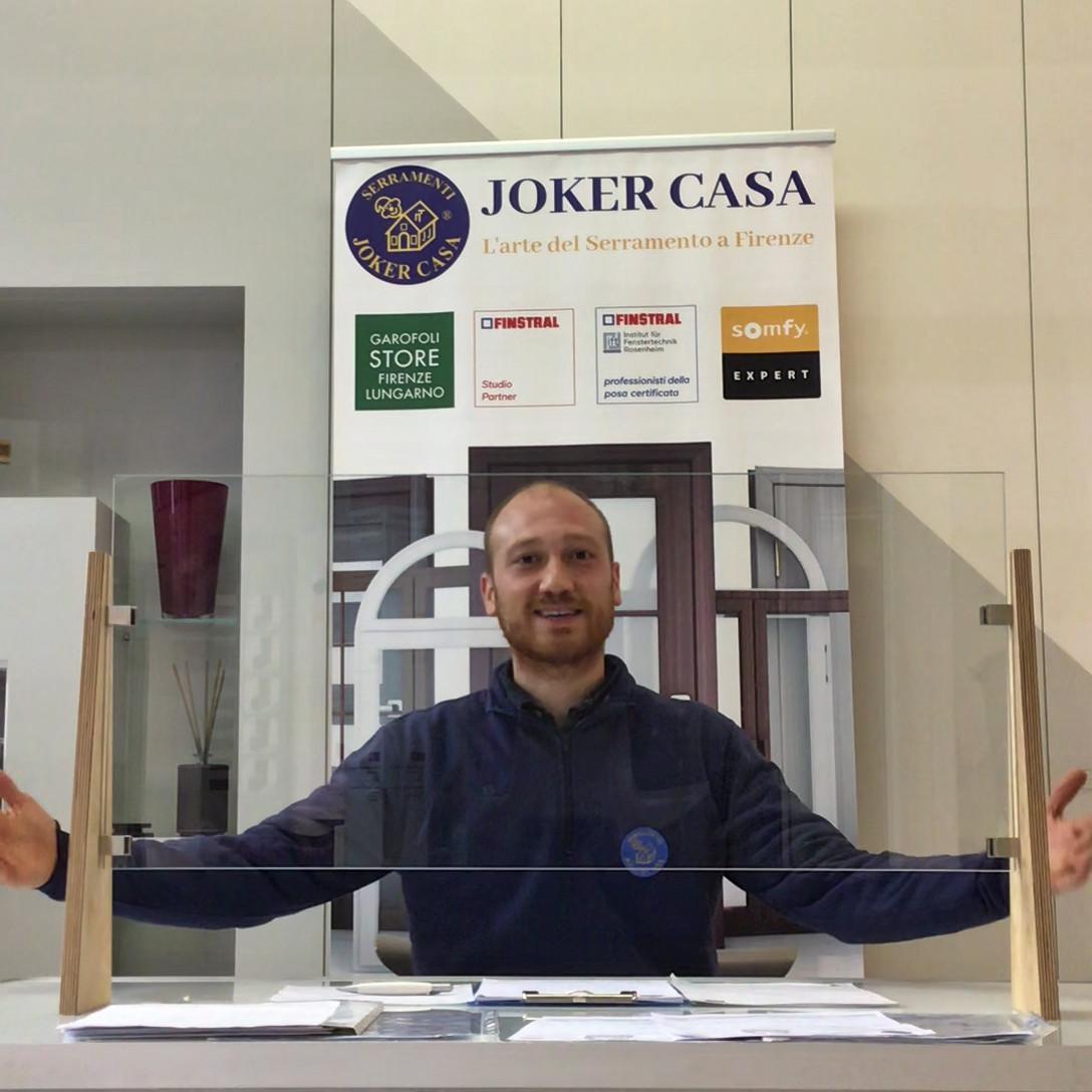 Mario Joker Casa Serramenti